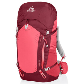 Gregory Jade 38 Backpack Ruby Red